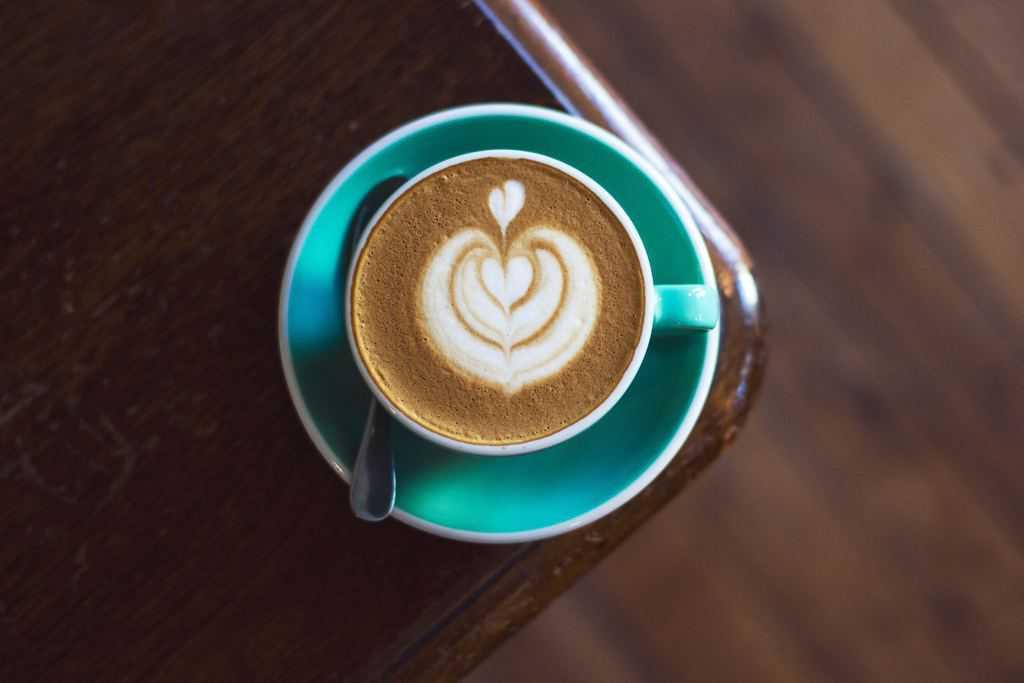 gewoontedier elke dag koffie