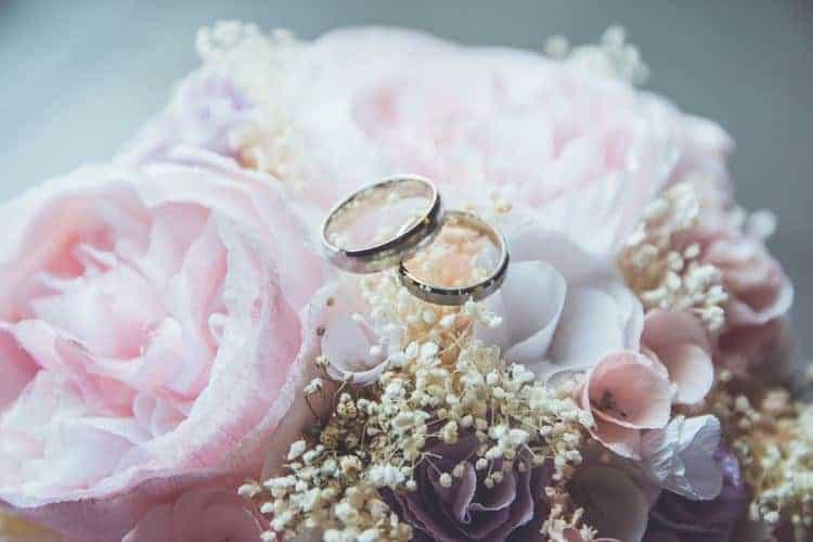 lang en goed huwelijk ringen