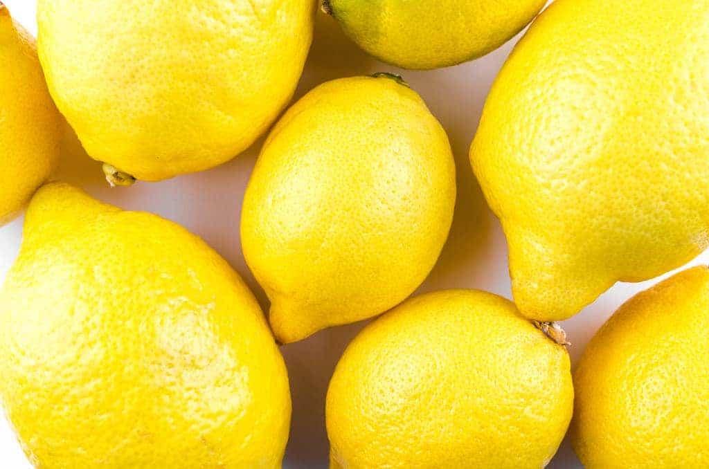 Kooktrucjes citroenen