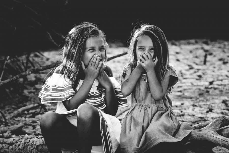 Kleinkinderen op social media