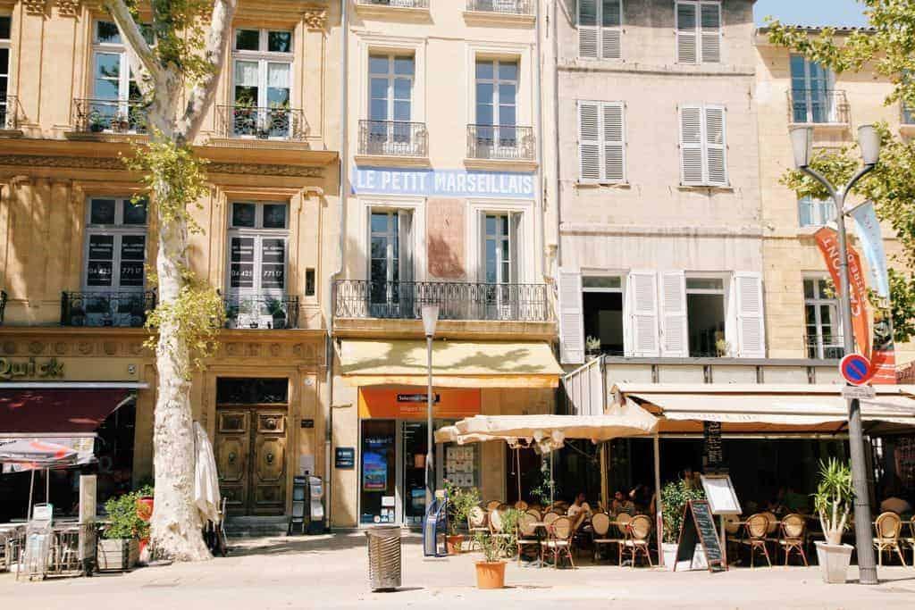 Stedentrip Aux-en-Provence