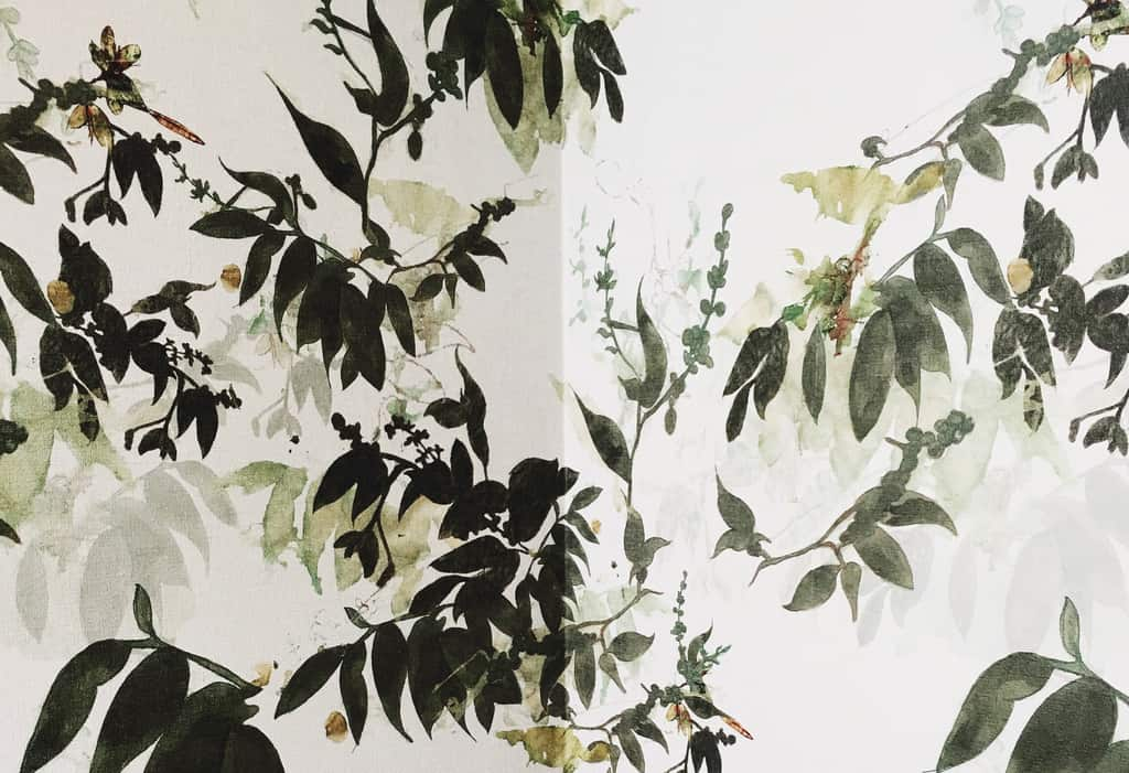 wallpaper behang een nieuw interieur