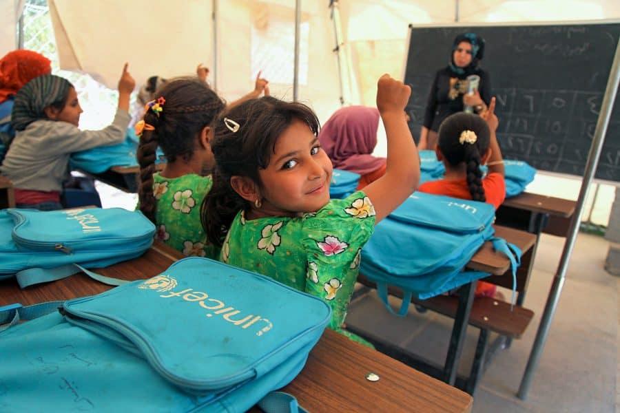 Irak UNICEF