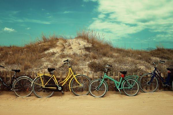 fietsroutes in Nederland
