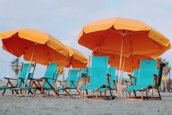 gekke vakantieklachten strand