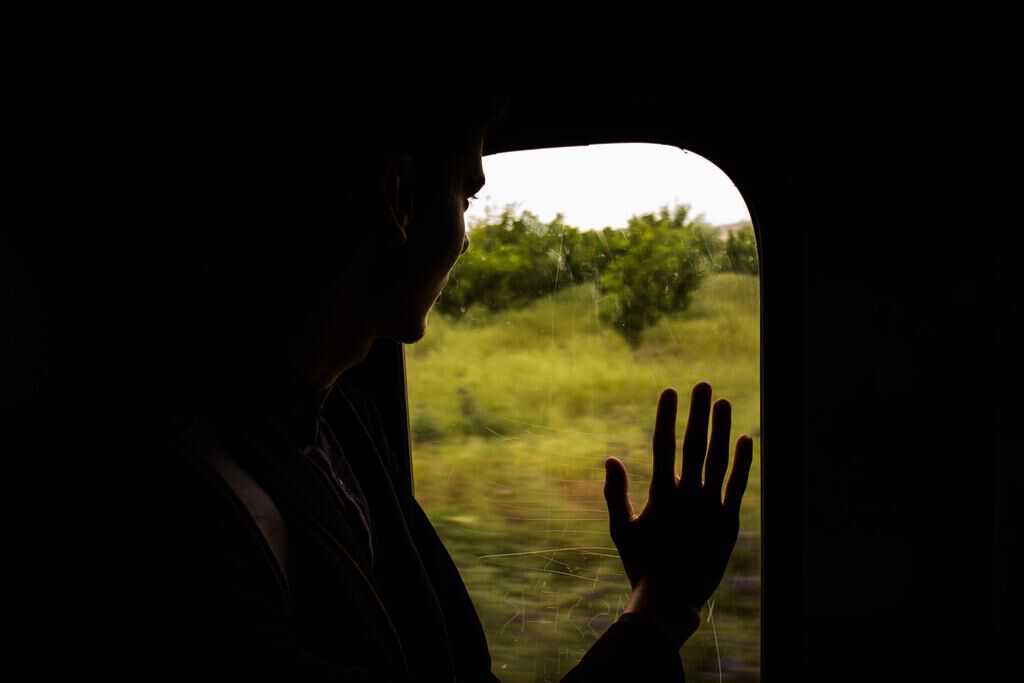 legenestsyndroom zwaaien trein