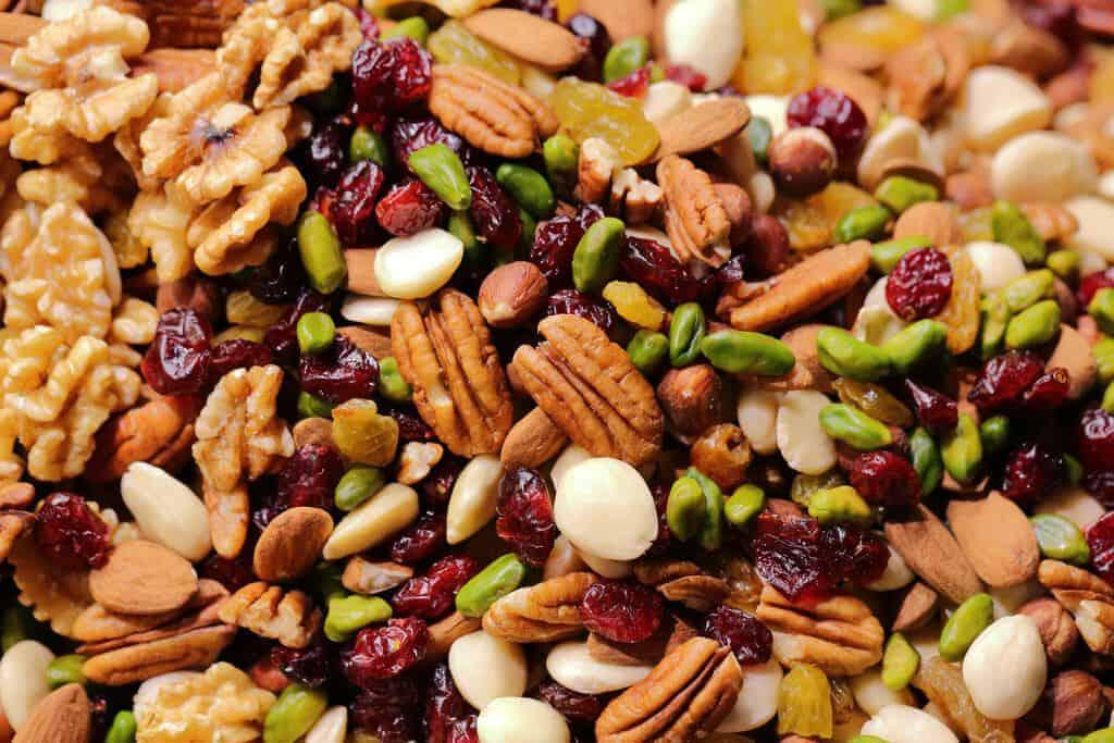 noten plantaardige vervangers