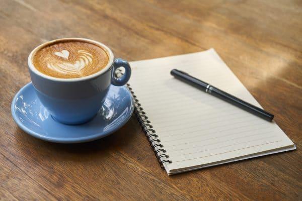 ochtendritueel koffie