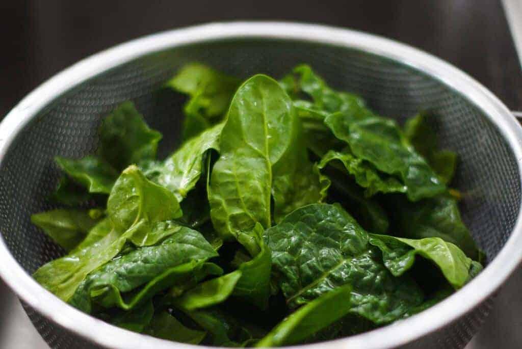spinazie goed voor je gezond