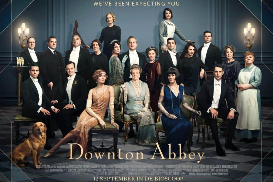 Downton Abbey première