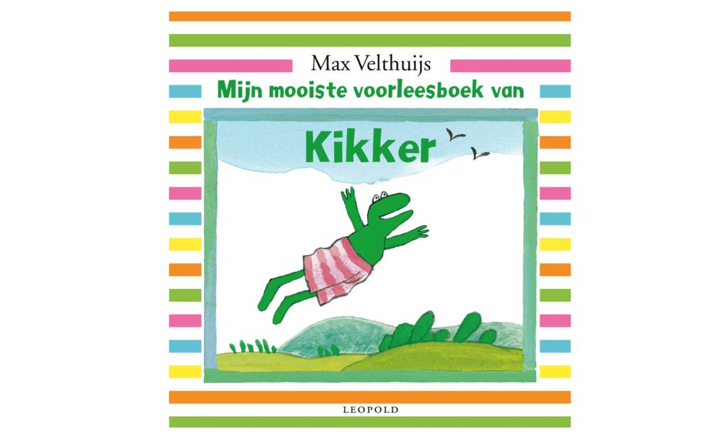 Mijn mooiste voorleesboek van Kikker win