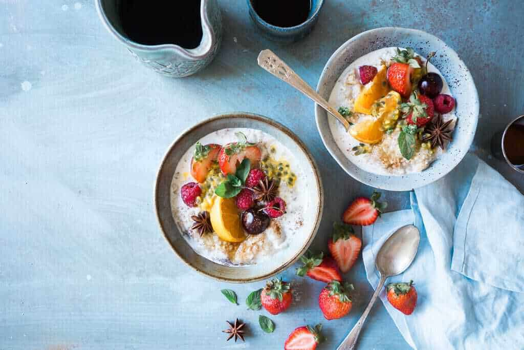 gezond uit eten ontbijt
