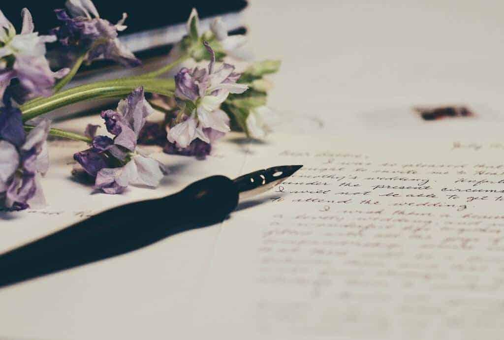 schrijven ontspannende hobby's
