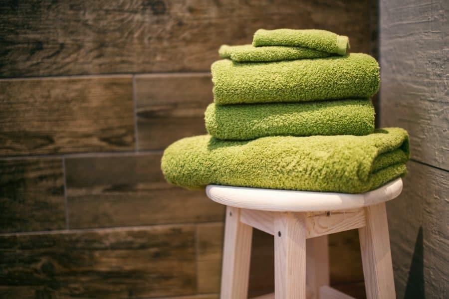 handdoek houdbaarheidsdatum