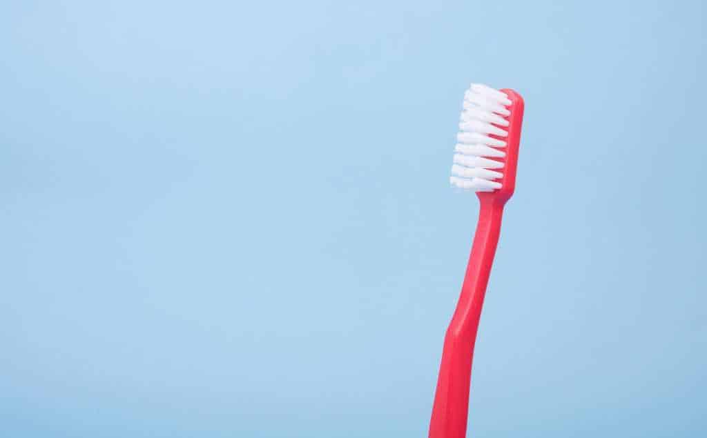 vaatwasser tandenborstel