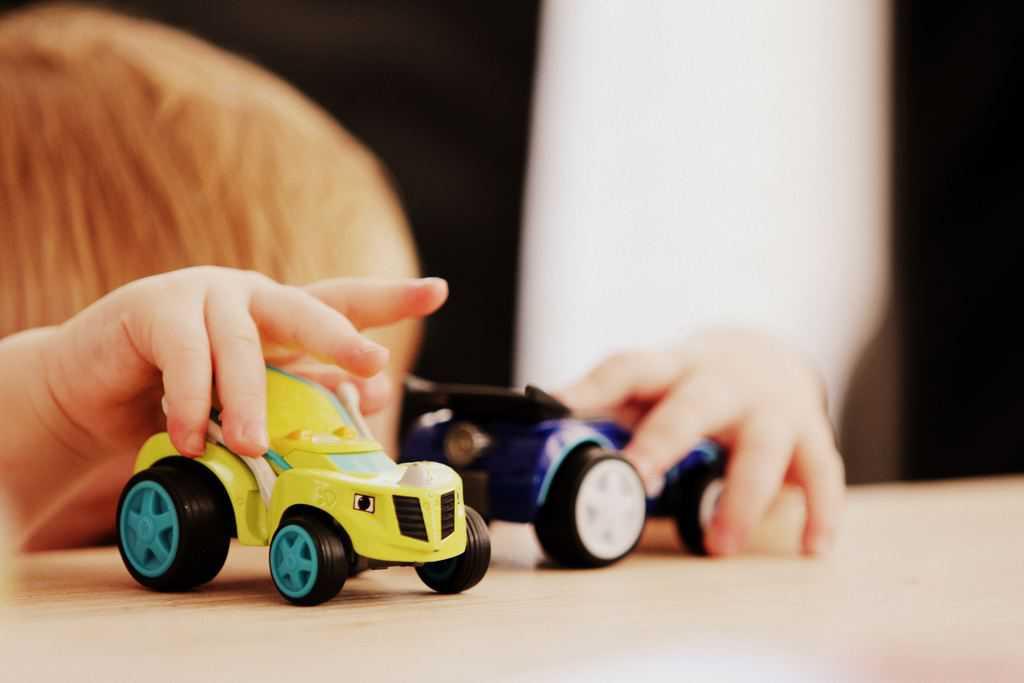 verantwoord speelgoed plastic