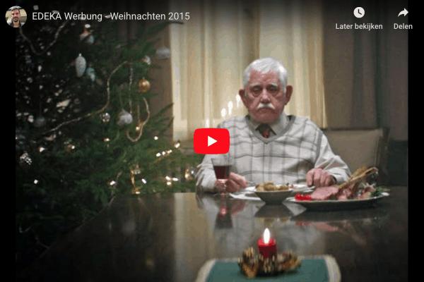eenzame opa kerst