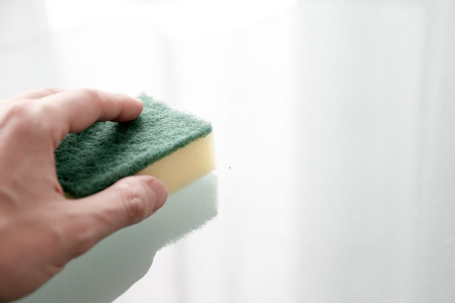 schone keuken stappenplan