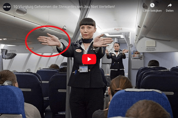 vliegtuig geheimen