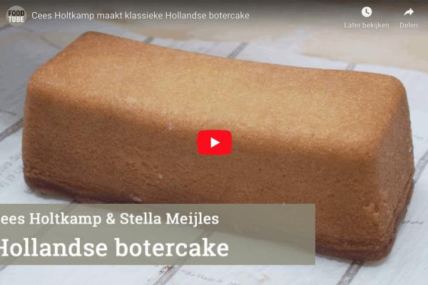 klassieke botercake