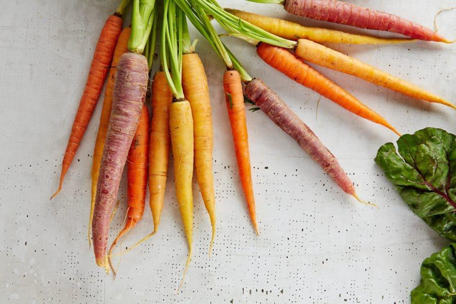 wortels gezond