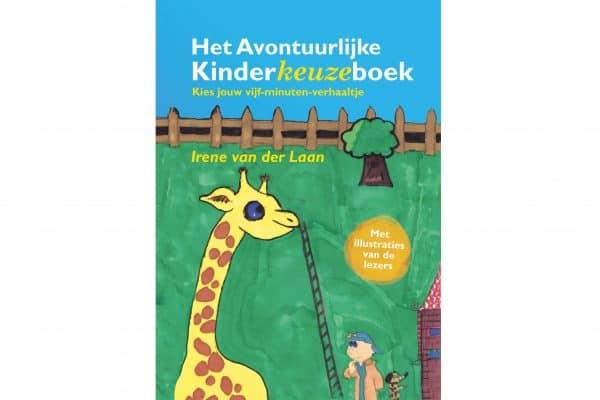 avontuurlijke kinderkeuzeboek