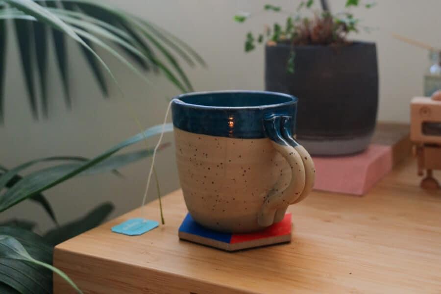 koffie jezelf