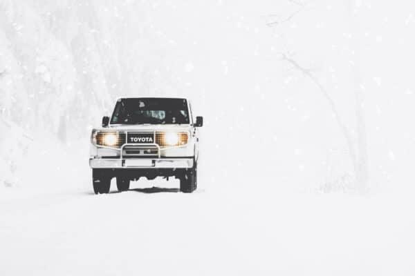 winter autorijden