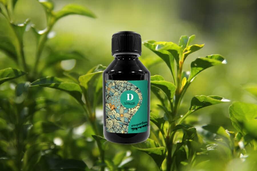 greentea wasparfum