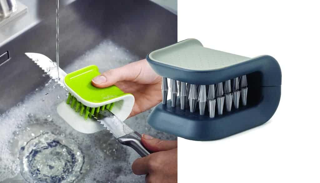 afwasborstel handig