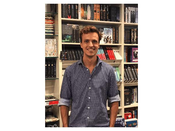 Alex Timmermans boekhandel Paard van Troje
