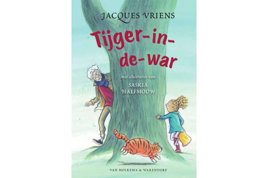 tijger war boek