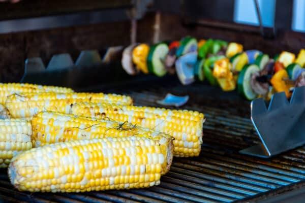 groentebarbecue grill