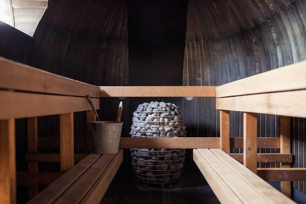 sauna zweten