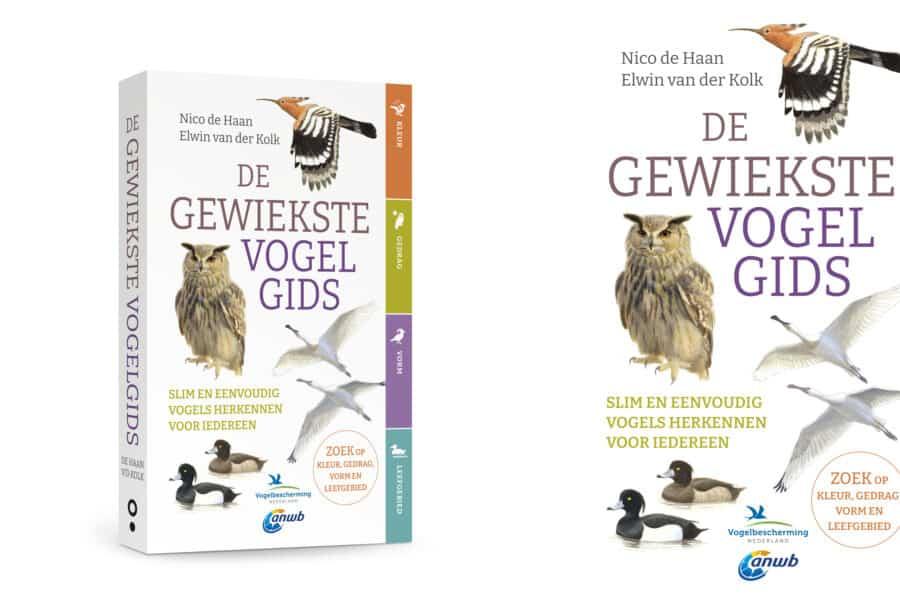 vogelgids boek